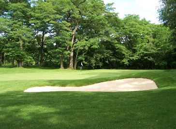 Mosholu Golf Course