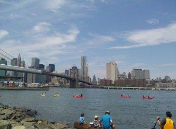 Brooklyn Bridge Park Boathouse
